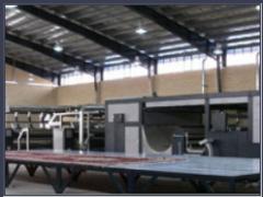 ماشین آهار (sizing) فرش ماشینی- مدل CPB IV 4400 mm
