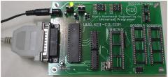 پروگرمر میکروکنترلرهای سري های 8051  وAVR  شركت