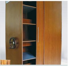 قفسه بندی متحرک دژپاد بايگان