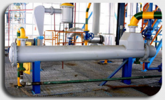 طراحي و ساخت خط توليد روغنکشي به روش شيميايي