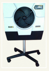 Cooling of air blocks
