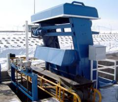 Filter automatic clean-up system