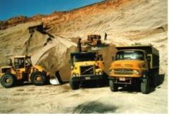 مواد معدنی(شرکت دانه های شیشه ای)