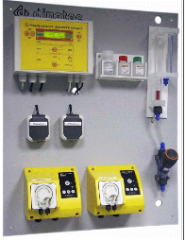 Mobile systems for measuring of weight, volume,