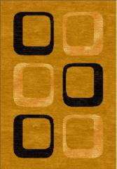 فرش » MACHKA » 0SH08 «مشکی طلایی