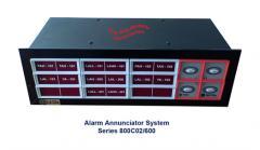 سیستم آلارم انانسیتور Alarm Annunciator System