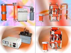 The equipment electropanelboard