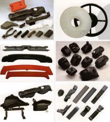 Drawbars (vehicle spare part)