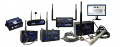 Systems of monitoring and control wireless