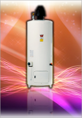 Flowing water heaters
