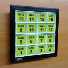 Alarm Annunciator , Lamp Boxes , Light Boxes , LED