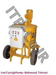 Mixers for drilling