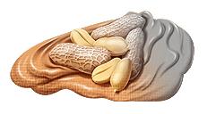 خمیر بادام زمینی
