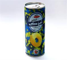 آبميوه قوطي آناناس