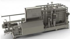 Equipment for viscosity control