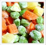مخلوط سبزیجات