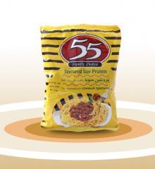 پروتئین بسته بندی سویا 55
