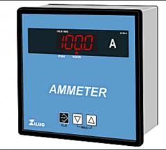Microammeters, milliammeters, millivoltmeters,