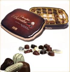 شکلات دست ساز دیپلمات