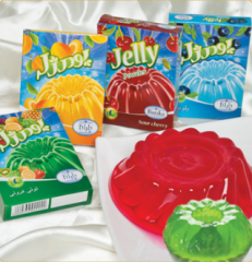 Jelly chewing sweets