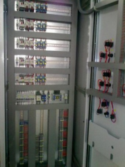 Electrical control units AC automated