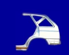 Hump spring- hydraulic delay elements for railroad