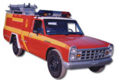 Equipment for fire-fighting