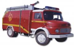 ماشین آتش نشانی پیشرو - Y.R.P 8800