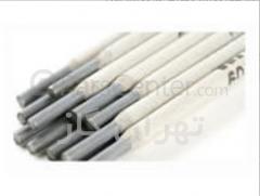 Welding electrodes tubular
