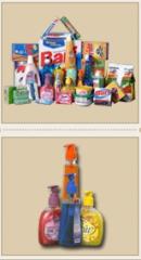 مواد شوینده و محصولات بهداشتی