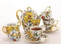 Art and decorative porcelain articles