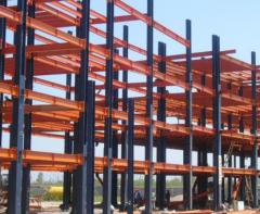 طراحي و ساخت سازه هاي فلزي Structure