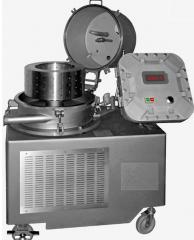 طراحي و ساخت سانترفيوژ ( Pusher Centrifuge )
