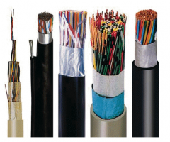 Cables and plaits for interinstrument connections