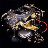 Nissan Pickup Carburetter