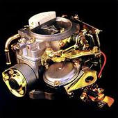 Nissan Patrol Carburetter