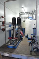 دستگاه های آب شیرین کن قابل حمل کانتینری