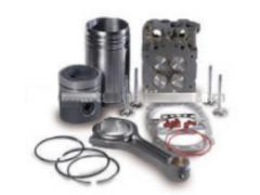 قطعات موتوری ماشینآلات راهسازی