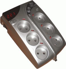 Digital voltage protection محافظ دیجیتالی برق