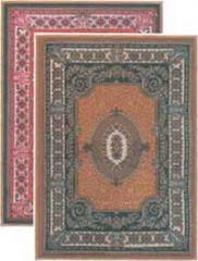 پتو طرح قالیچه ای
