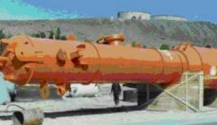 مخازن زمینی و هوایی جهت ذخیره سوخت و مایعات