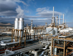 The equipment technological for the petrochemical