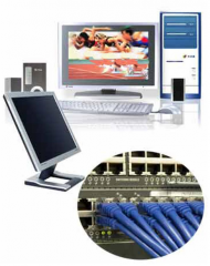 Electronic equipment for monitoring and