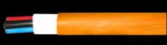 کابل مقاوم در برابر شعله آتش :N2XH fr