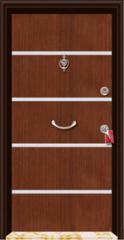 درب ضد سرقت تمام MDF