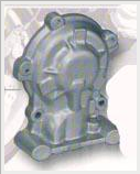 Protection of engine crankcase
