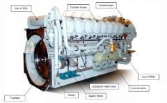 موتور  RK215