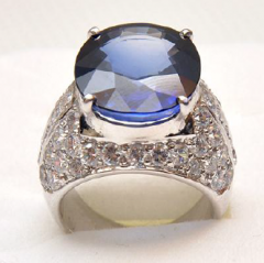 Silver ring 92.5