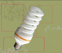 لامپ پیچی  Full Spiral 40&50 Watt