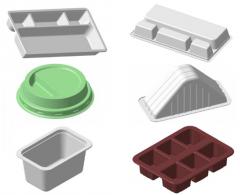 وکیوم مربوط به ظروف یکبار مصرف